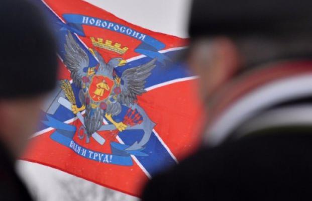 ВЛуганске террористы освободили дом, который занимала охрана Плотницкого