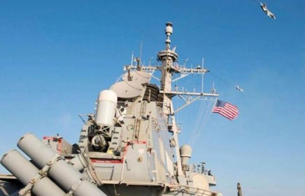 Хантсман: США перед нанесением удара поСирии связались сРоссией