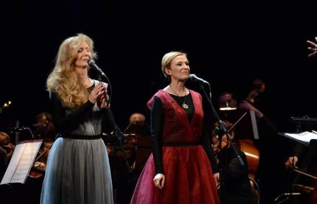 Киевская Национальная оперетта представила единственный уникальный концерт «Сестер Тельнюк»