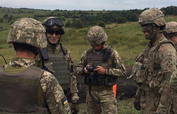 Як українці вразили американців