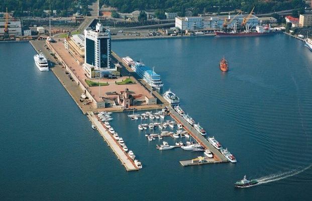фото одесский порт