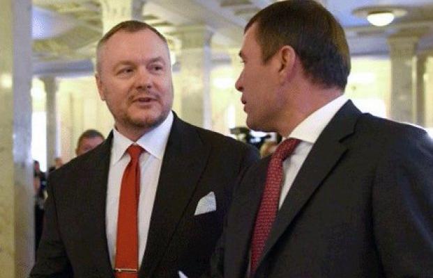 Наливайченко подтвердил, что зимой общался спереходной администрацией Трампа