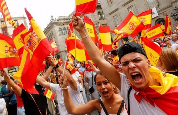 Среди пострадавших впроцессе беспорядков вКаталонии украинцев нет,— консул