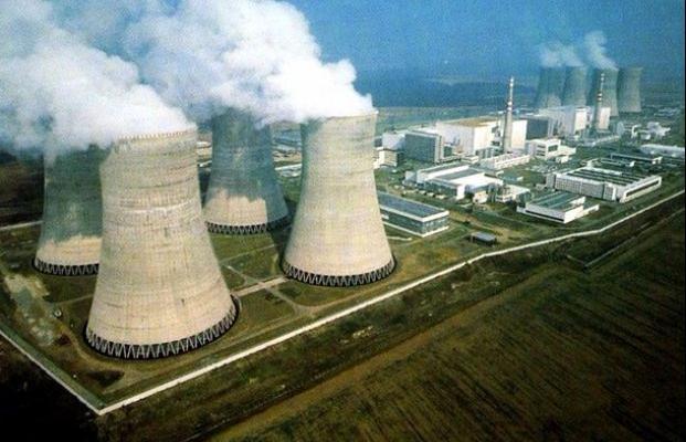 Отключен 2-ой энергоблок Южно-Украинской АЭС