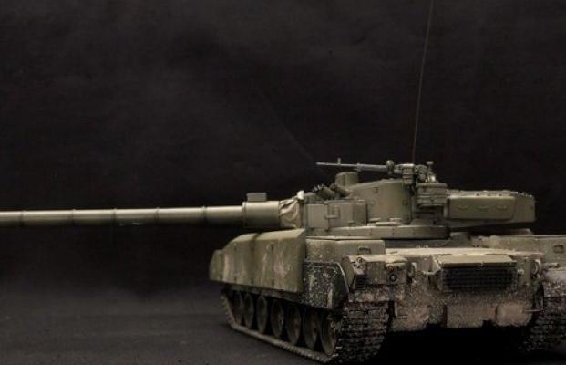 Украинский танк «Нота» в прицеле международных интересов