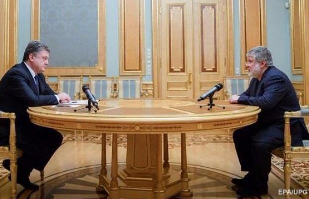 Порошенко вимагав у Коломойського 50%, - Онищенко