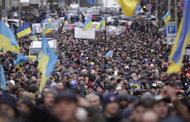 Зачем украинцам протесты
