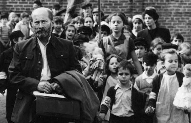 Γιάνους Κόρτσακ, ο δάσκαλος που θυσιάστηκε