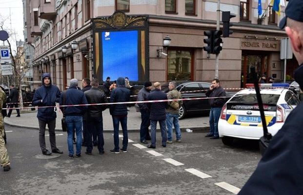Вероятного сообщника убийцы Вороненкова задерживали захранение оружия