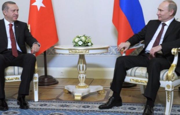Эрдоган назвал В.Путина «дорогим другом»— переговоры удались
