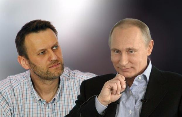 Навальный переиграл Путина
