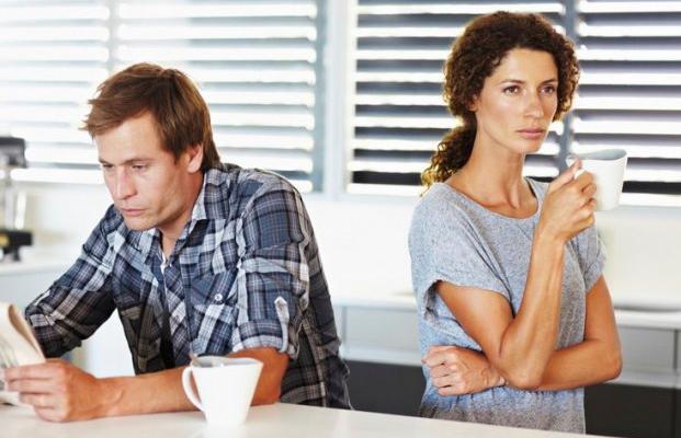 Шесть признаков, что ваш брак рушится