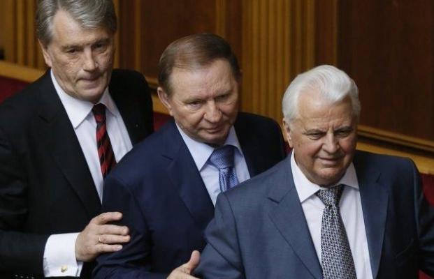 Долговая пирамида президентов Украины