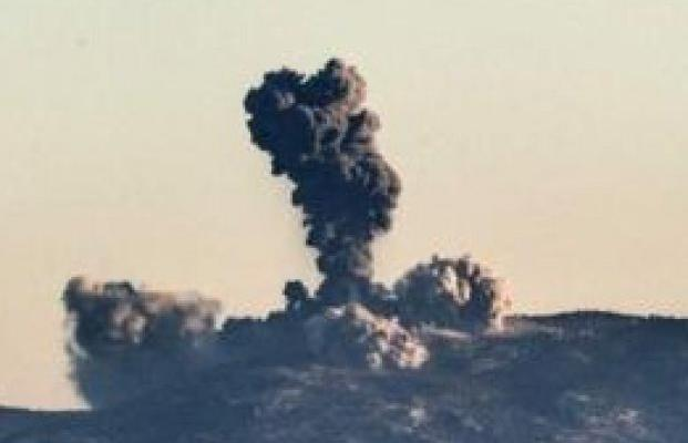 Курды сообщили обуничтожении турецкого самолета врайоне Африна