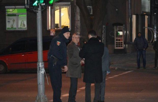 Луценко обурений бездіяльністю поліції під час нападу на Гриценка - Цензор.НЕТ 3217