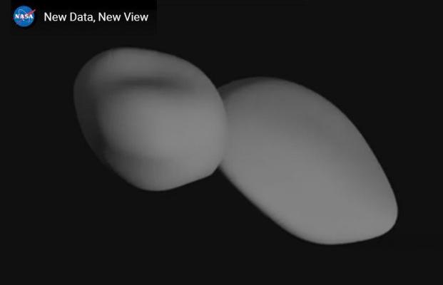 Еще одна сенсация от Новых Горизонтов: истинная форма Ультима Туле