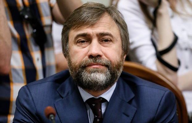 Новинский пообещал непокидать Украинское государство после снятия неприкосновенности