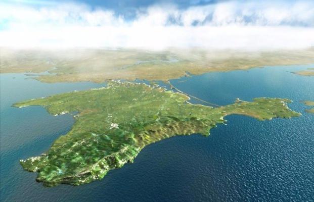 Киев направил столице ноту протеста из-за визита Медведева вКрым