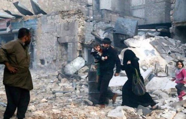 ВСирии вступил всилу режим предотвращения огня