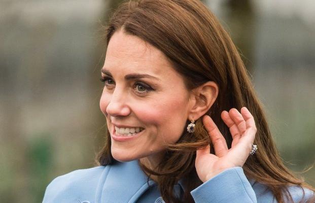 Кейт Миддлтон, она ведь тоже — человек: Забавные привычки герцогини