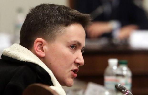Вукраинском Минюсте поведали оситуации сголодовкой арестованной Савченко
