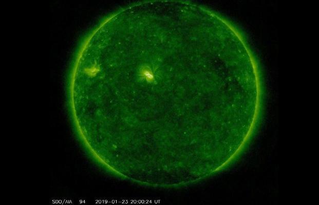 Чего ждать от Солнца в 2019? Прогноз космической погоды