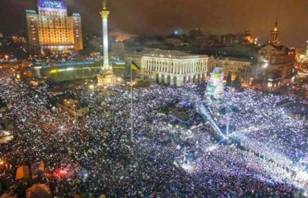Три года после Майдана: как изменились украинцы