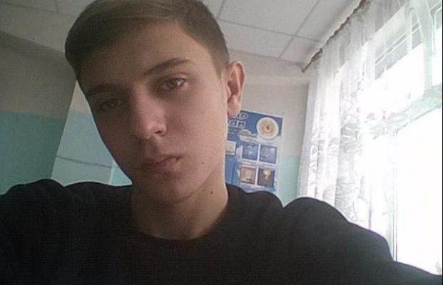 Воккупированном Луганске заукраинский флаг задержали 16-летнего молодого человека