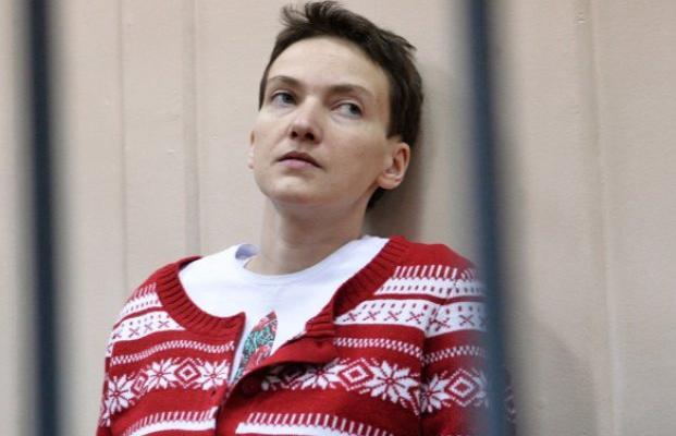 Савченко проинформировала, что именно хотелабы сказать Путину