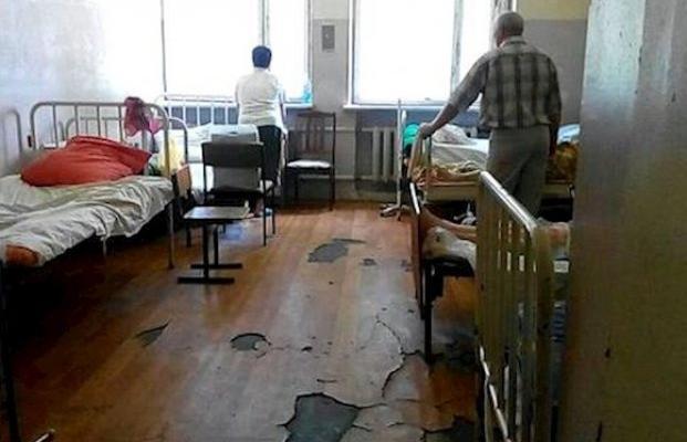 Как унижают людей в больнице Донецка | Фашик Донецкий. Публикации ...