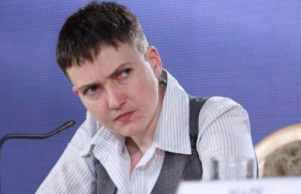 Импульсивность Савченко начинает вредить государству